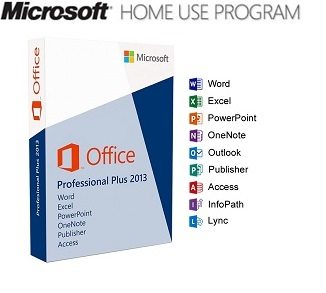 Microsoft Office 2013 Professional Plus for PC